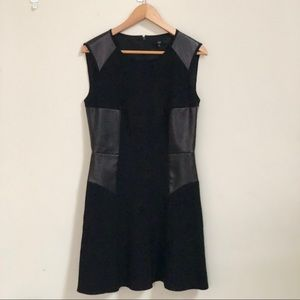 Tibi Black Dress